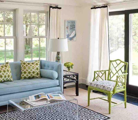 Consider Modern Living Room...