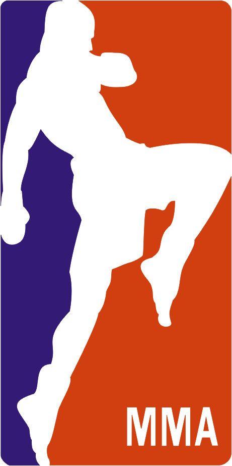 MMA Logo by ~DamianFilipiak