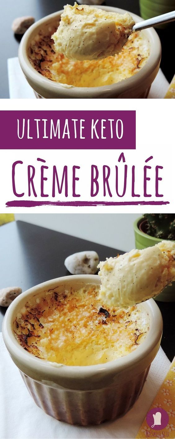 Low-fat Creme Brulee Recipe — Dishmaps