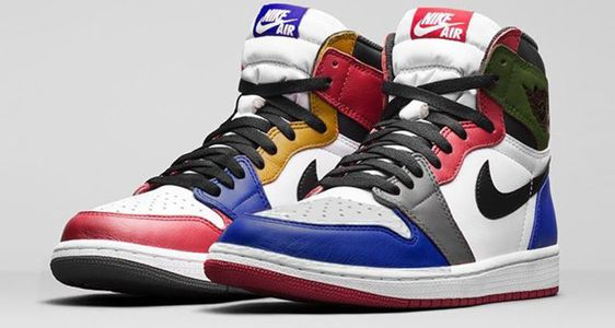 """""""What The"""" Air Jordan 1 High"""