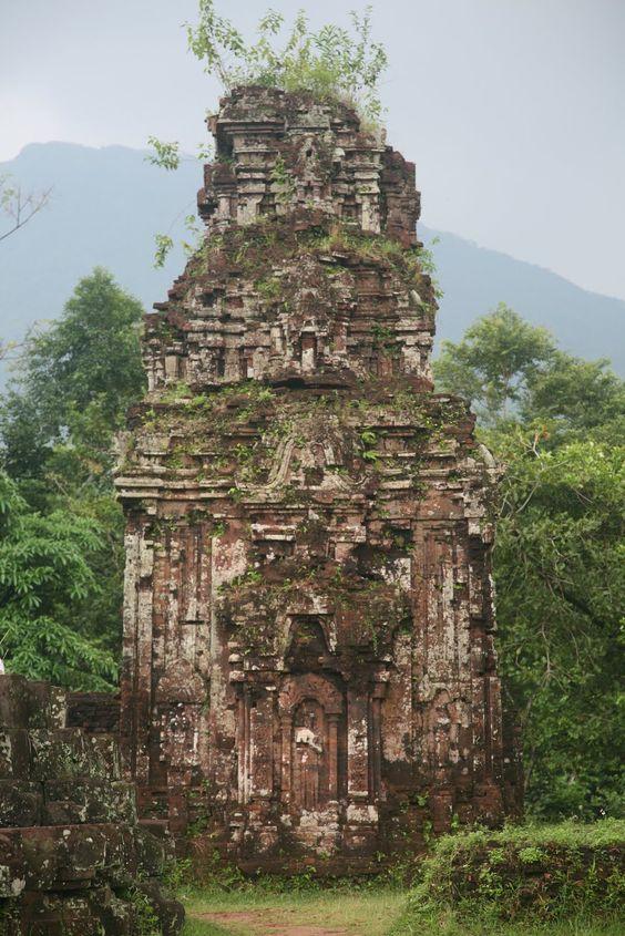 My Son Temple, Vietnam