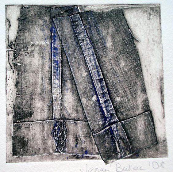 Cloth Fragment, Jenny Bullen