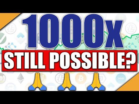 6 Altcoins That Will 1000x In 2020 Crypto Gems Youtube Coin Market Financial Advice Ltc