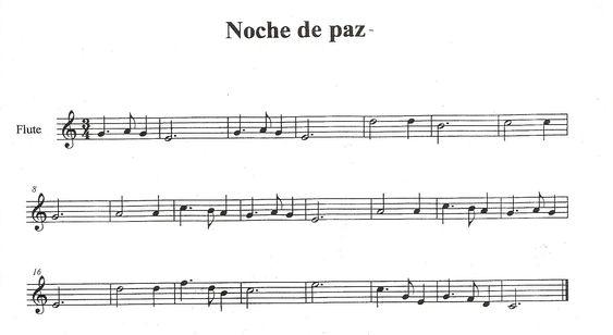 Diegosax Noche De Paz Villancico De Navidad Partitura De Noche De Paz Letra Y Acordes Para Guitarra Y Noche De Paz Partituras Partituras De Piano Gratis