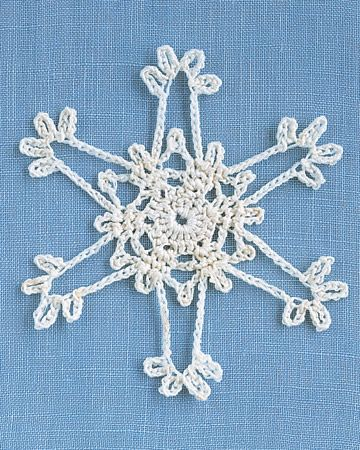 snowflake template martha stewart - pinterest the world s catalog of ideas