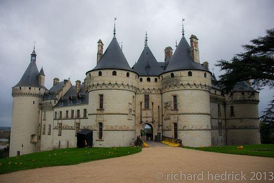 Château de Chaumont, Loire Valley France