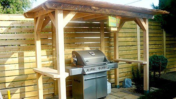 Abri Pour Votre Barbecue Exterieur Abris Barbecue Comment Construire Abri De Jardin