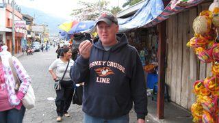 Guatemalan Red Salsa
