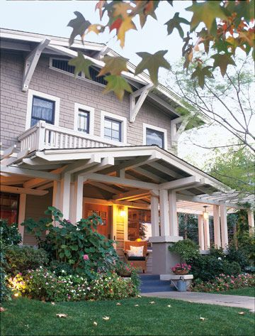 Pinterest the world s catalog of ideas for Characteristics of craftsman style homes