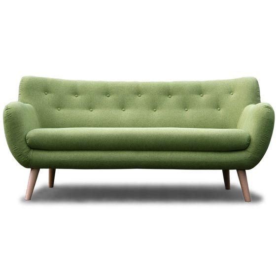 vintage design bank giorgio blauw vintage zitmeubelen