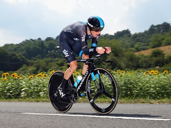 Great Britain's Geraint Thomas to ride in Rio time trial