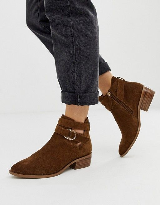 Simply Be extra wide Dina ankle boots