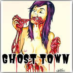 GHOST TOWN, I love their songs (: