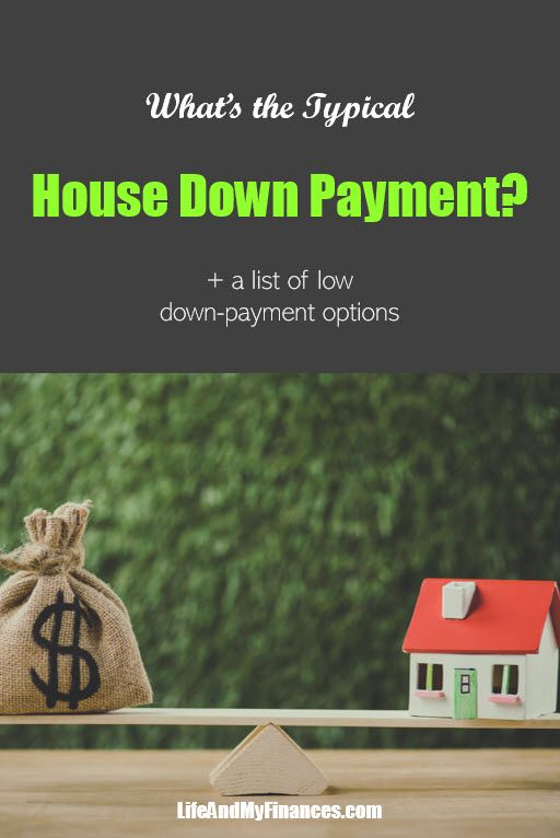 What S The Typical House Down Payment Life And My Finances In 2020 House Down Payment Down Payment Mortage Loans