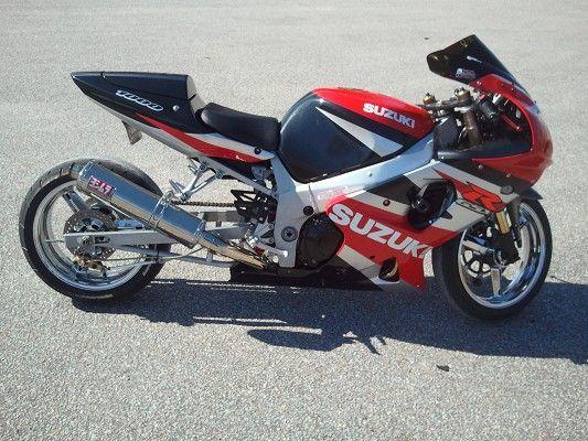 2002 Suzuki Gsxr 1000 $6,000 - 100369385 | Custom Street ...
