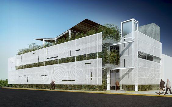 edificio industrial cartagena colombia
