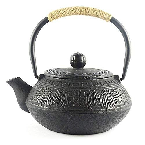 Hwagui Best Japanese Cast Iron Teapot With Stainless Steel Tea