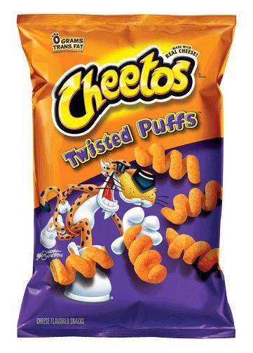 Cheetos Twisted Puffs ...