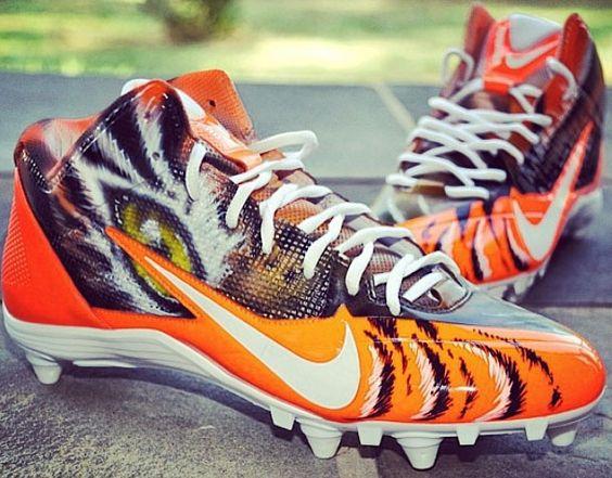 Nike Bengals #25 Giovani Bernard Orange Alternate Men's Stitched NFL Elite Drift Fashion Jersey