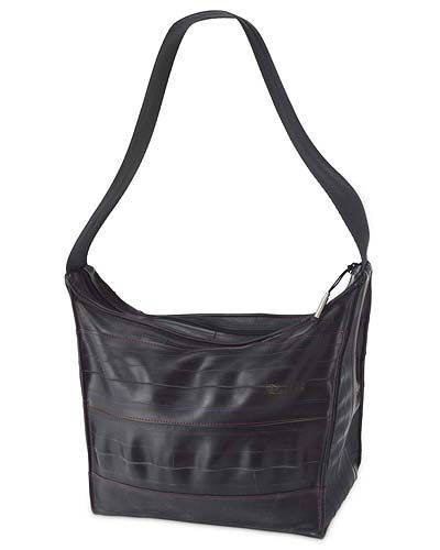 RECYCLED BIKE TUBE PURSE: THE MAGNOLIA | Recycle, Bikes, Bicycle, Inner, Tubes, Purse, Bags | UncommonGoods