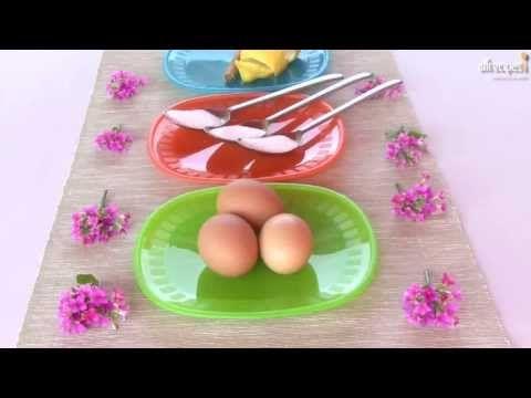 Puddingrezept auf spanische Art - Natillas ist ein klassischer spanischer Nachtisch. Wie man den Pudding selber macht sieht man im Video. Das Rezept gibts auf Allrecipes Deutschland: http://de.allrecipes.com/rezept/12442/spanischer-pudding--natillas-.aspx