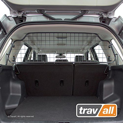 Travall Guard For Land Rover Lr2 Freelander 2 2006 2014 Also For Landrover Lr2 2007 2014 Tdg1063 Rattle Free Luggage And Pet Barrier For Sale Freelander 2 Land Rover Pet Barrier