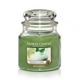 Yankee Candle - Vanilla Lime