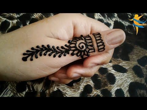 Pin By Mehndi Design Pro On Easy Mehndi Designs Simple Mehndi Designs Hand Henna Mehndi Designs