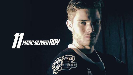 Marc-Olivier Roy #11