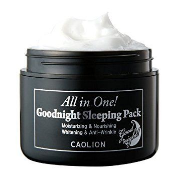 Caolion All in One GoodNight Sleeping Mask Pack 50g *** Continue to the product at the image link.