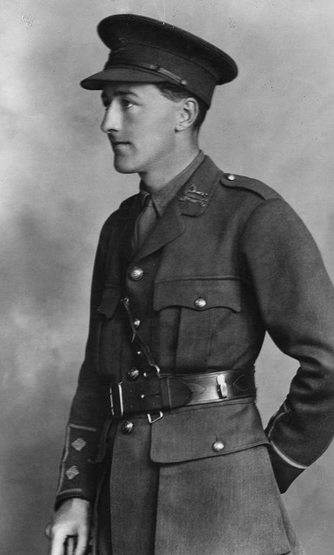 Lt Reginald William Harris killed in action 3 September 1916, Somme, WW1. Unit…