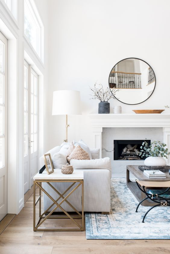 My Favorite Spaces Of The Week In 2020 Beautiful Houses Interior Home Living Room Interior Design