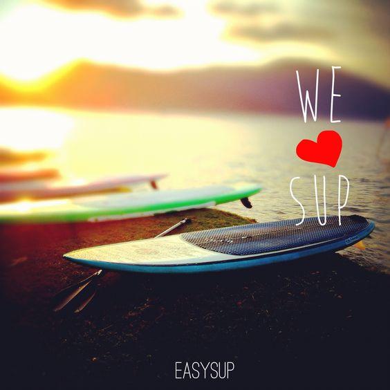 Nosso banner de amor ao SUP, pela EasySUP Floripa!