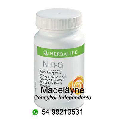 O N-R-G da Herbalife é um produto à base de guaraná, planta conhecida como ótima fonte de cafeína. É destinado a pessoas que buscam produtos saudáveis com baixas.