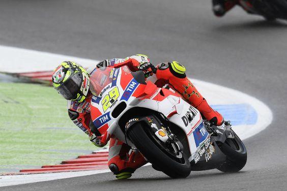 """Iannone: """"No MotoGP não é fácil recuperar posições"""""""