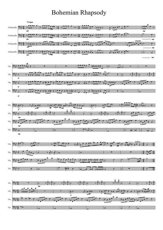 Piano bohemian rhapsody piano tabs : Pinterest • The world's catalog of ideas