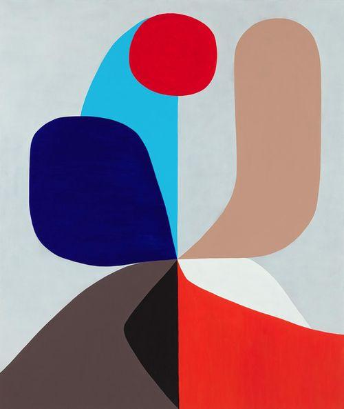 Stephen Ormandy ~ Polychromatism exhibition  7 November ~ 25 November  Tim Olsen Gallery
