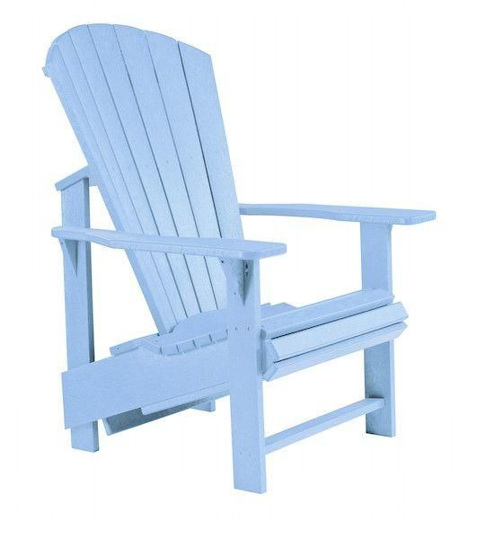 If You Have Trouble Getting In And Out Of An Adirondack But Love