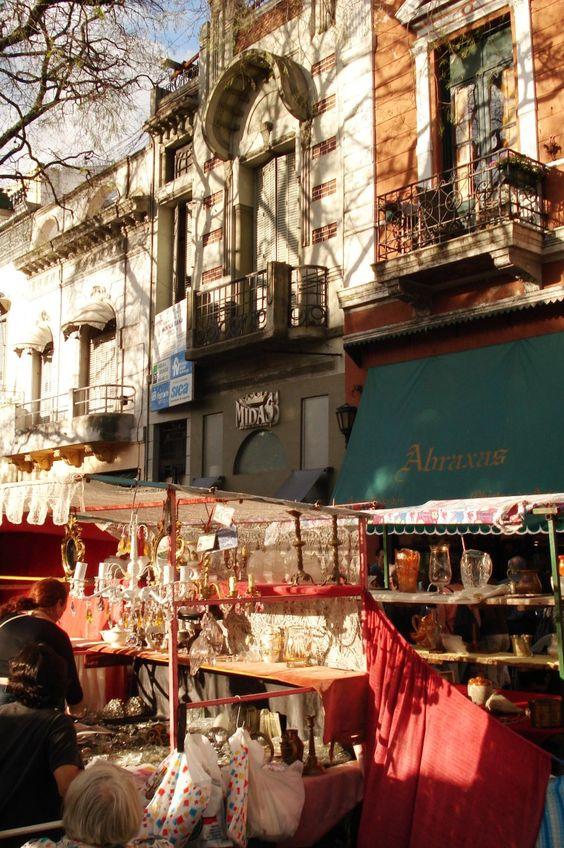 San Telmo Markt