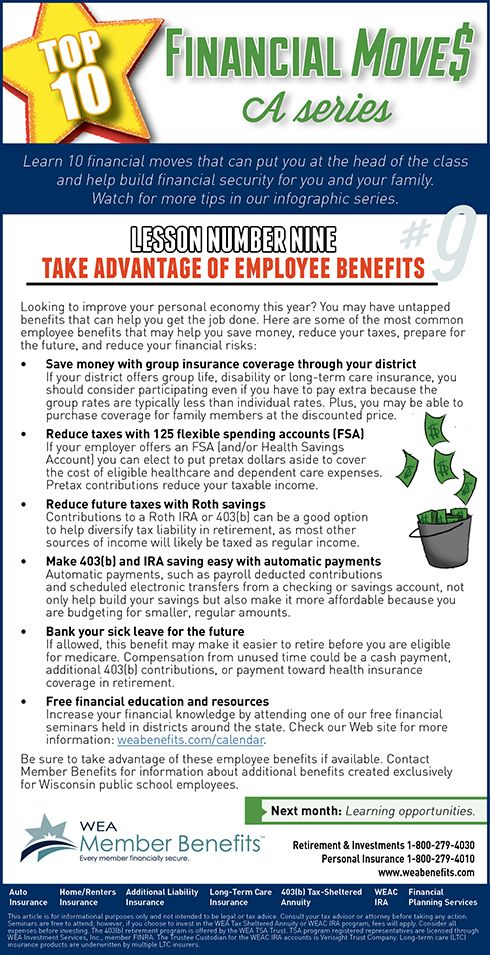Are You Taking Advantage Of All Of Your Employee Benefits You May