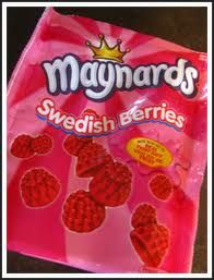 Love Maynards Swedish Berries!