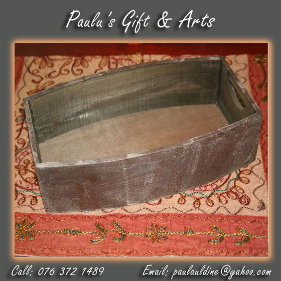 This beautiful tray is available at our store in Diaz. Call us on: 076 372 1489  See more at: tinyurl.com/qg7f74n  #Gifts #Arts #Crafts