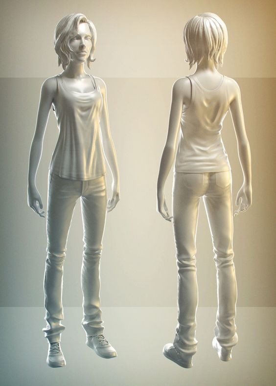 Blender Character Modeling 4 Of 10 : Kent trammel clothing sculpt blender tutorial d