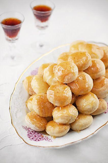 Serbian Honey Cakes