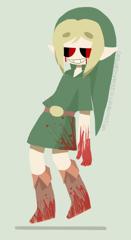 BEN Drowned Is A Ghost by DrownedOpposites
