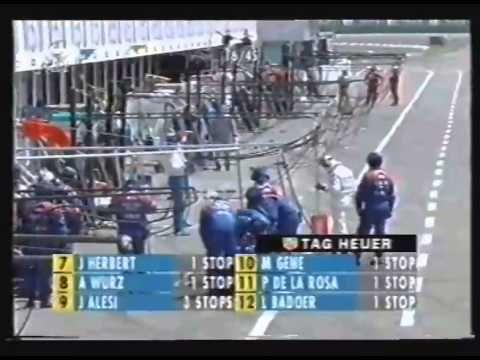 Formel 1 1999 Rennen 10 Deutschland