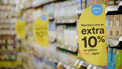 Online Grocery Shopping Is About To Get Cheaper As Part Of Amazon S Prime Day Promotions Best Prime Day Deals Prime Day Prime Day Deals