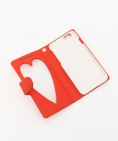 WEGO LADY'S(ウィゴーレディース)のWEGO/ハートウィンドウiPhone6ケース(モバイルケース/カバー)|詳細画像