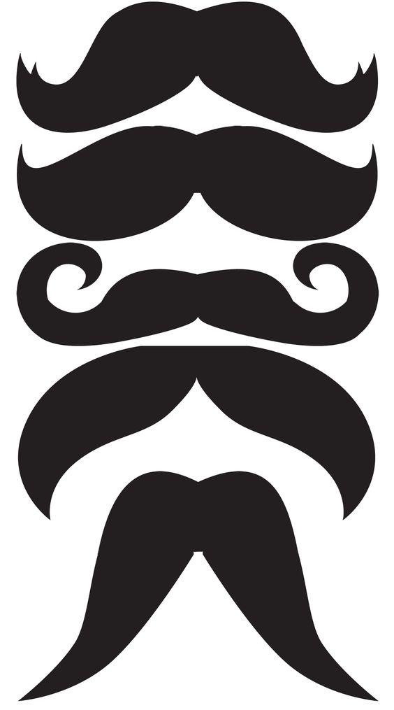 mustache patterns