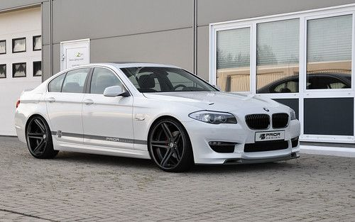 Bmw F10 5 Series Body Kit Front Bumper Front Lip Rear Skirt And